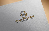 John McClain Design Logo - Entry #64