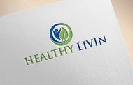 Healthy Livin Logo - Entry #249