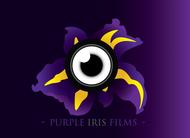Purple Iris Films Logo - Entry #105
