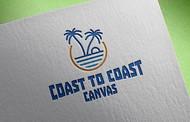 coast to coast canvas Logo - Entry #67