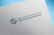 Budd Wealth Management Logo - Entry #322