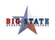 Big State Apartment Locators Logo - Entry #53