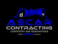 ASCAR Contracting Logo - Entry #42