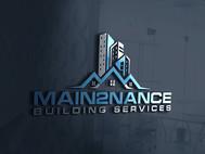 MAIN2NANCE BUILDING SERVICES Logo - Entry #189
