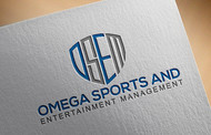 Omega Sports and Entertainment Management (OSEM) Logo - Entry #162