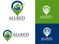 ALLRED WEALTH MANAGEMENT Logo - Entry #730