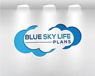 Blue Sky Life Plans Logo - Entry #378