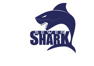Sewer Shark Logo - Entry #118