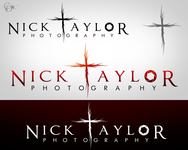 Nick Taylor Photography Logo - Entry #180
