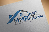 Mast Metal Roofing Logo - Entry #89