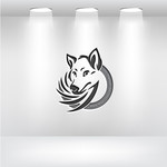 White Wolf Consulting (optional LLC) Logo - Entry #56