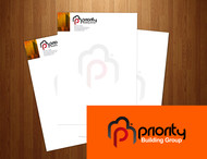 Priority Building Group Logo - Entry #242