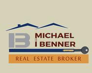Michael Benner, Real Estate Broker Logo - Entry #114