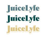 JuiceLyfe Logo - Entry #102