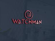 Watchman Surveillance Logo - Entry #127