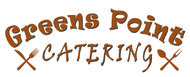 Greens Point Catering Logo - Entry #217