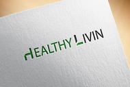 Healthy Livin Logo - Entry #601