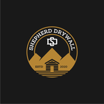 Shepherd Drywall Logo - Entry #2