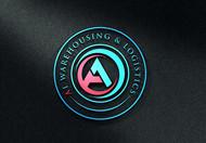 A1 Warehousing & Logistics Logo - Entry #75