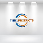 Tier 1 Products Logo - Entry #213