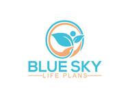 Blue Sky Life Plans Logo - Entry #103