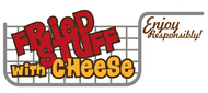Fried Stuff with Cheese Logo - Entry #21