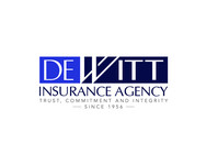 """DeWitt Insurance Agency"" or just ""DeWitt"" Logo - Entry #171"