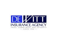 """""""DeWitt Insurance Agency"""" or just """"DeWitt"""" Logo - Entry #171"""