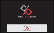 Digital Signs Direct Logo - Entry #5
