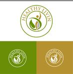 Healthy Livin Logo - Entry #109