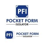 Pocket Form Isolator Logo - Entry #239