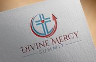 Divine Mercy Summit Logo - Entry #121