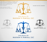 Logo design wanted for law office - Entry #47