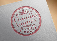 Claudia Gomez Logo - Entry #280