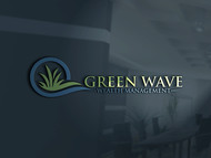 Green Wave Wealth Management Logo - Entry #87