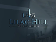 Lilac Hill Greenhouse Logo - Entry #30