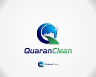QuaranClean Logo - Entry #127