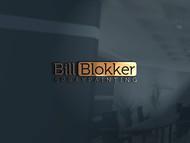 Bill Blokker Spraypainting Logo - Entry #212