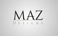 Maz Designs Logo - Entry #290