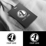 Four love Logo - Entry #375