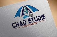 Chad Studier Insurance Logo - Entry #350