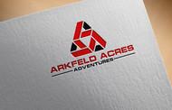 Arkfeld Acres Adventures Logo - Entry #22