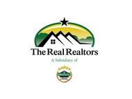 The Real Realtors Logo - Entry #92