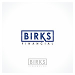 Birks Financial Logo - Entry #197