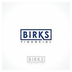 Birks Financial Logo - Entry #197