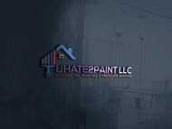 uHate2Paint LLC Logo - Entry #26