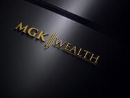 MGK Wealth Logo - Entry #223