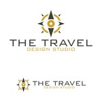 The Travel Design Studio Logo - Entry #100