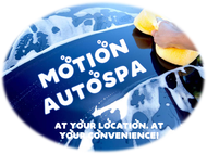 Motion AutoSpa Logo - Entry #189