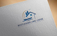 Bootlegger Lake Lodge - Silverthorne, Colorado Logo - Entry #13